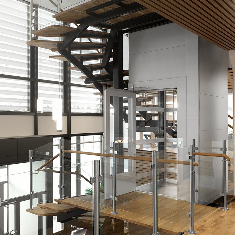 Plattformaufzüge: Aritco 6000 homelift für ihr Zuhause