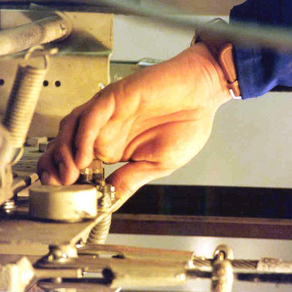Aufzugmontage durch Paderlift