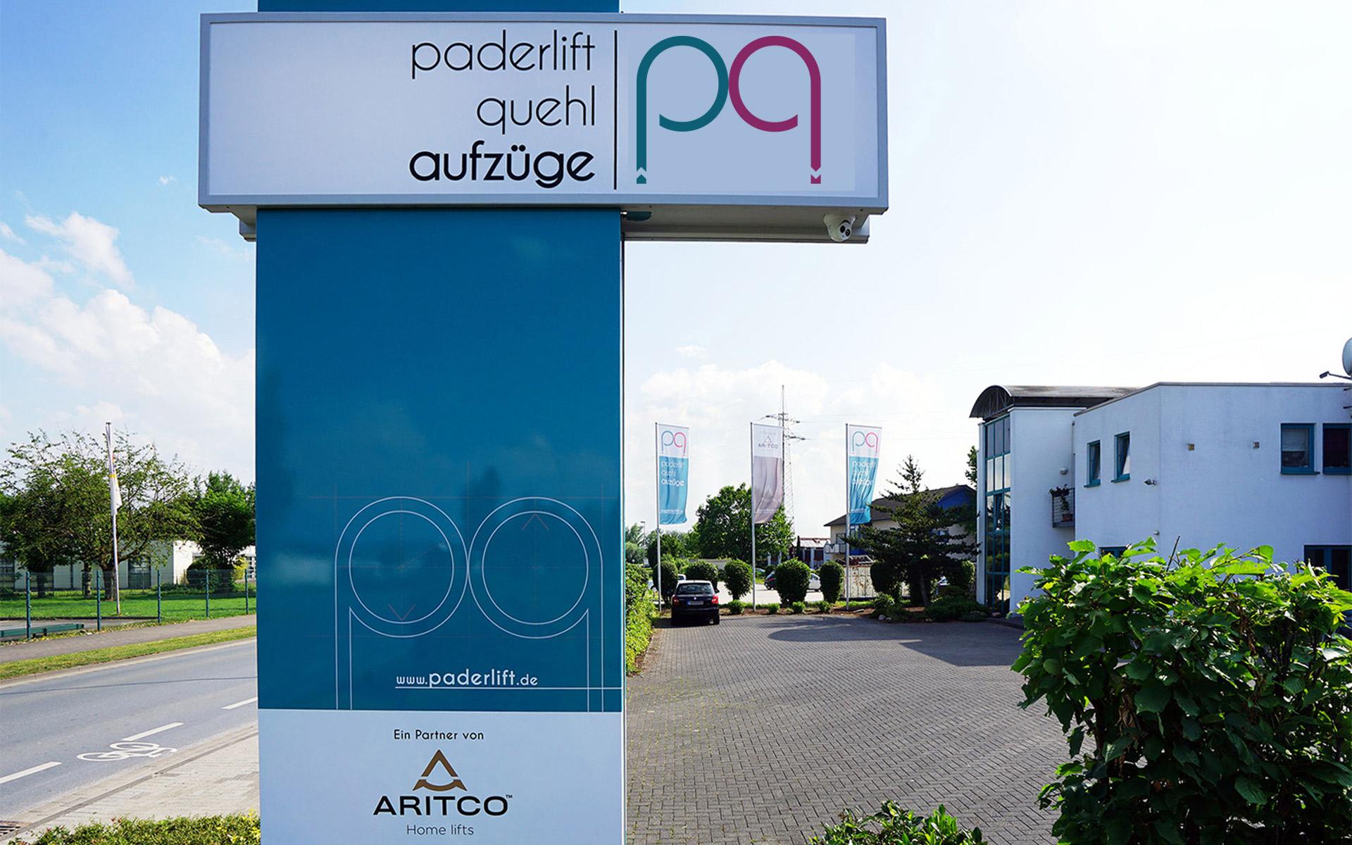 paderlift quehl aufzüge und Lifte in Salzkotten (Kreis Paderborn)