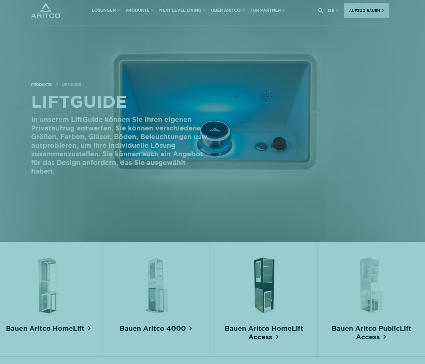 Unser Tipp: Privataufzug mit LiftGuide konfigurieren